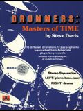 Drummers -- Masters of Time: 13 Different Drummers, 17 Jazz Segments Transcribed from Aebersold Play-A-Long Records, Book & CD