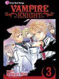 Vampire Knight, Vol. 3, 3