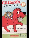 Clifford's Class Trip (Turtleback School & Library Binding Edition) (Clifford - Scholastic Reader Level 1)