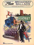 Broadway Ballads: E-Z Play Today Volume 258