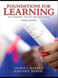 Foundations for Learning: Claiming Your Education (3rd Edition)