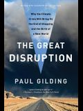 The Great Disruption: Why the Climate Crisis Will Bring on the End of Shopping and the Birth of a New World