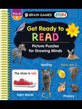 Brain Games Stem Get Ready to Read