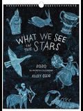 2020 High Note What We See in the Stars, by Kelsey 16-Month Designer Wall