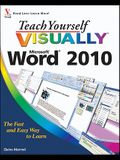 Teach Yourself VISUALLY Word 2010