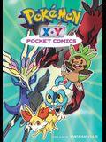 Pokémon X - Y Pocket Comics, Volume 3