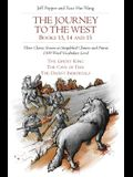 The Journey to the West, Books 13, 14 and 15: Three Classic Stories in Simplified Chinese and Pinyin, 1500 Word Vocabulary Level
