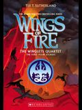 The Winglets Quartet (the First Four Stories)