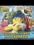 The Good, the Bad, and the Krabby! (SpongeBob SquarePants) (Flip-It Pictureback)