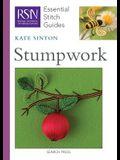 Rsn Esg: Stumpwork: Essential Stitch Guides