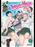 Thigh High: Reiwa Hanamaru Academy Vol. 1