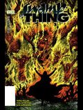 Swamp Thing by Mark Millar