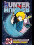 Hunter X Hunter, Vol. 33, 33