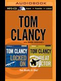 Tom Clancy - Locked on and Threat Vector (2-In-1 Collection)