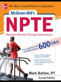 McGraw-Hills NPTE: (National Physical Therapy Examination) [With CDROM]