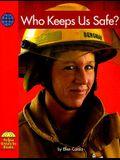 Who Keeps Us Safe? (Yellow Umbrella Emergent Level)