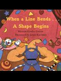 When a Line Bends...: A Shape Begins