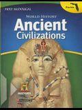 Holt McDougal Middle School World History Florida: Student Edition Ancient Civilizations Through the Renaissance 2013