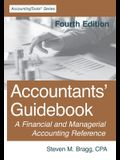 Accountants' Guidebook: Fourth Edition: A Financial and Managerial Accounting Reference