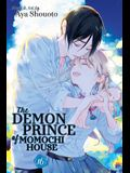 The Demon Prince of Momochi House, Vol. 16, Volume 16