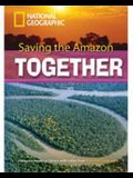 Saving the Amazon Together + Book with Multi-ROM: Footprint Reading Library 2600