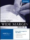 Wide Margin Bible-NIV