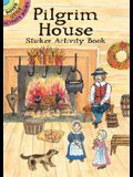 Pilgrim House Sticker Activity Book