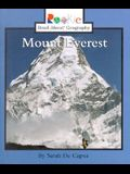 Mount Everest (Rookie Read-About Geography)