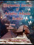 Harmonic Secrets of Arabic Music Scales: Fine Tuning the Maqams
