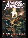 New Avengers - Volume 9: Secret Invasion - Book 2