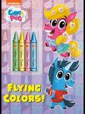 Flying Colors! (Corn & Peg)
