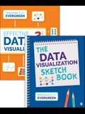 Bundle: Evergreen: Effective Data Visualization, 2e (Paperback) + Evergreen: Data Visualization Sketchbook (Spiral)