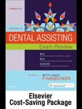 Mosby's Dental Assisting Exam Review - Elsevier eBook on Vitalsource + Evolve Access (Retail Access Cards)