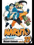 Naruto, Vol. 22, 22