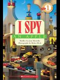 Scholastic Reader Level 1: I Spy an Apple