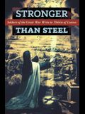 Stronger than Steel: Soldiers of the Great War Write to Thérèse of Lisieux