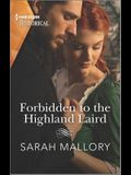 Forbidden to the Highland Laird: A Historical Romance Award Winning Author