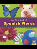 My First Book of Spanish Words