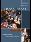 Bench Planes - DVD: Tools and Techniques from a Master Woodworker