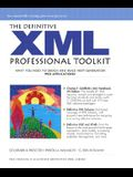 The Definitive XML Professional Toolkit Boxed Edition.