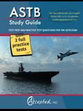 ASTB Study Guide: Test Prep and Practice Test Questions for the ASTB-E