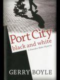 Port City Black and White: A Brandon Blake Mystery