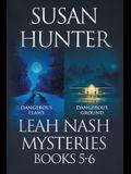 Leah Nash Mysteries, Books 5-6