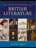 The Oxford Encyclopedia of British Literature: 5-Volume Set