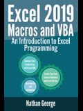 Excel 2019 Macros and VBA: An Introduction to Excel Programming