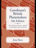 Goodman's British Planemakers