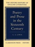 Poetry and Prose in the Sixteen Century