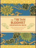 Tibetan Buddhist Meditation Deck: Insights, Visualizations, and Exercises to Help You Find Harmony and Inner Peace