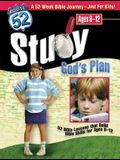 Study GodÂ's Plan: 52 Bible Lessons That Build Bible Skills for Ages 8-12 (Route 52TM)