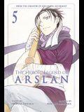 The Heroic Legend of Arslan 5